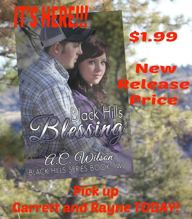 BLACK HILLS BLESSING IS LIVE!!