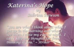 Katerina's Hope Teaser 1