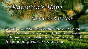 Katerina's Hope Teaser 3